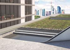 Die robuste Dampfsperre fürs Dach lässt sich schnell und zeitsparend verarbeiten und verbessert zudem die Winddichtigkeit.