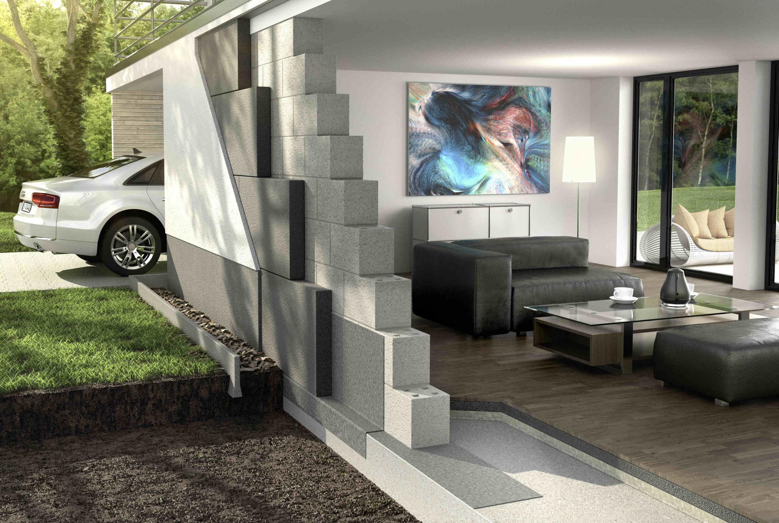 Unsere Produktinnovationen im Bereich Bauprodukte passen wir auf Ihre Bedürfnisse an.