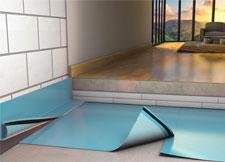 Gefitas Abdichtungen sichern Ihren Wohnraum gegen Feuchtigkeit.